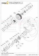 M097 Series membranes and gaskets Walbro Gasket Set Kit (Qty Req 1)
